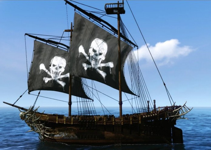 Deutsche Gilde baut Piratenschiff Black Pearl in ArcheAge