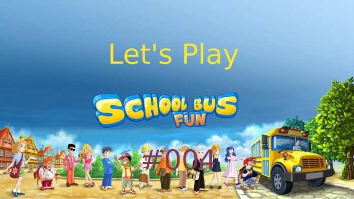 School Bus Fun #004 [Let's Play] [Indie] [German]