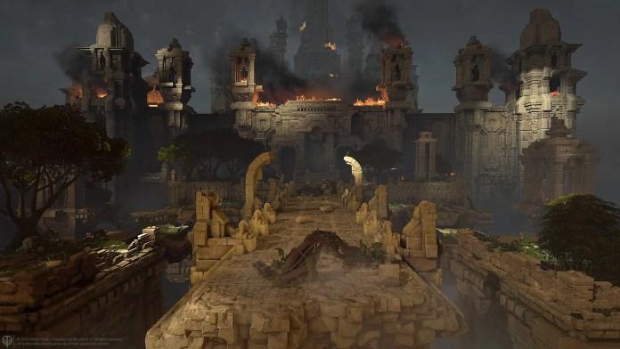 Pantheon Kriege in Skyforge