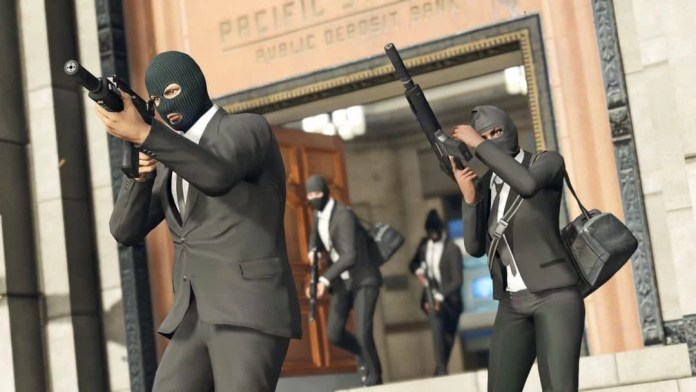 GTA 5 Heist Screenshot