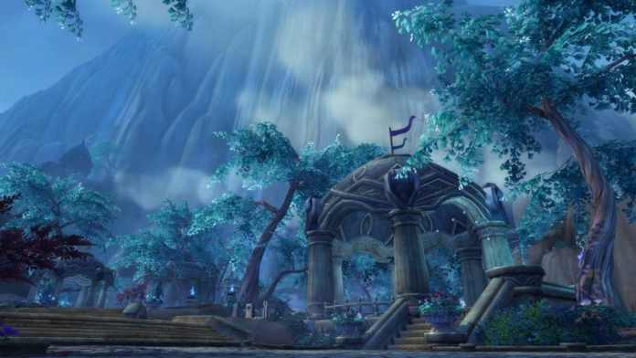 Erweiterung Legion World of Warcraft Screenshot #4