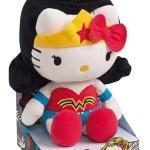 Hello Kitty Wonderwoman