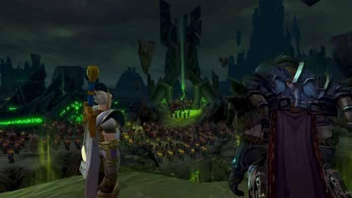 World of Warcraft Legion Screenshot