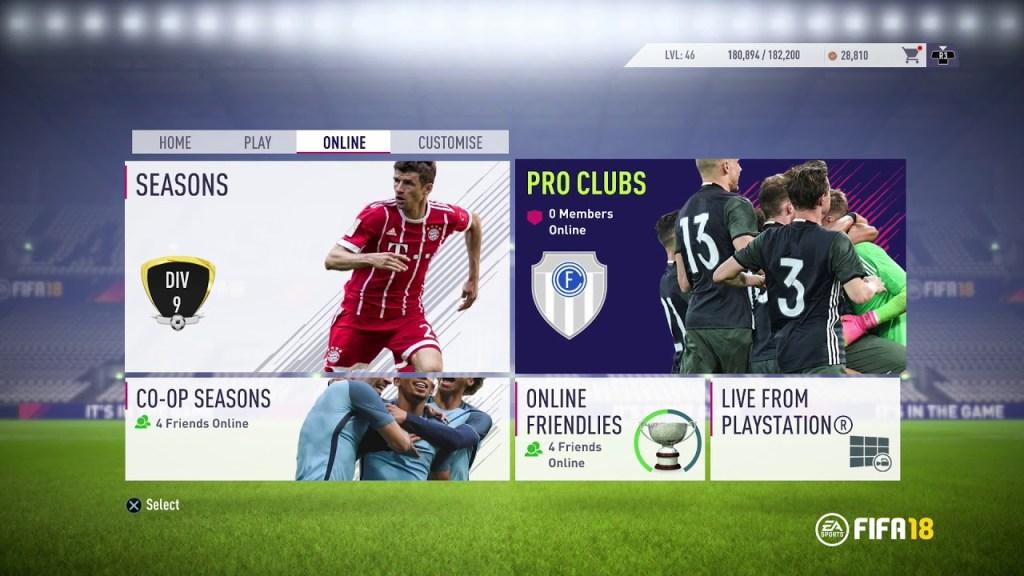 FIFA MODES