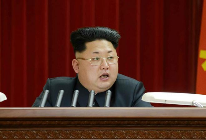 Kim Jong Un's New Haircut Is Clearly Inspired By His