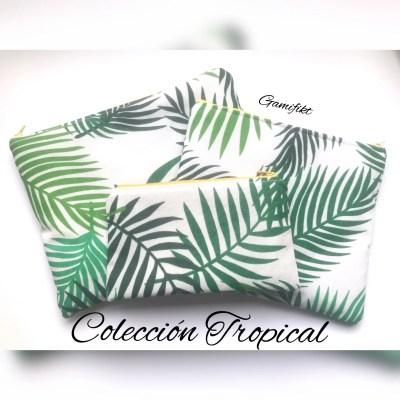 Colección tropical (pack entero)