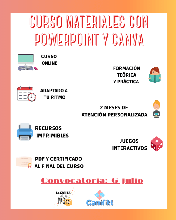 curso ppt y canva