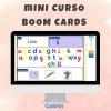 Mini curso Boom Cards