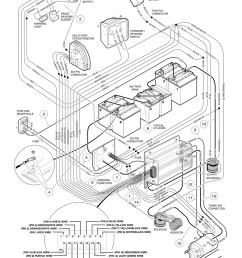club car schematicsregen wiring 2 jpg [ 824 x 1024 Pixel ]