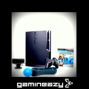 PS3 Console Rental - Home
