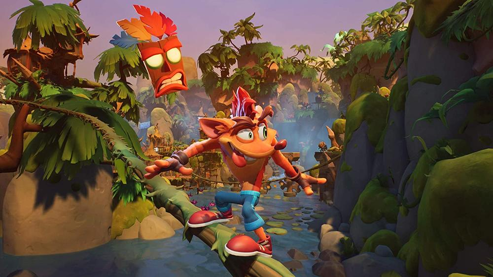 PS4 - Crash Bandicoot - Its about time