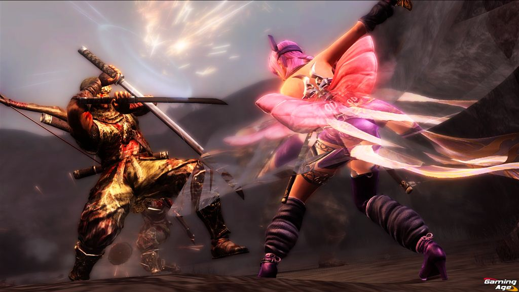Intense New Ninja Gaiden 3 Razor S Edge Wii U Screens And A Trailer Gaming Age
