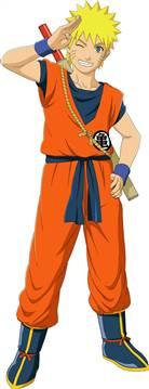 Naruto_Goku Costume