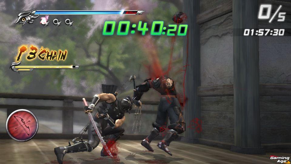 ninja gaiden sigma 2 plus ps vita