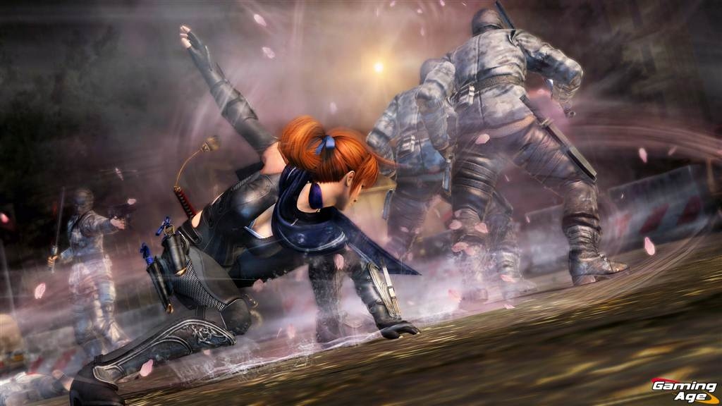 Ninja Gaiden 3 Razor S Edge For Xbox 360 Ps3 To Get Pre Release