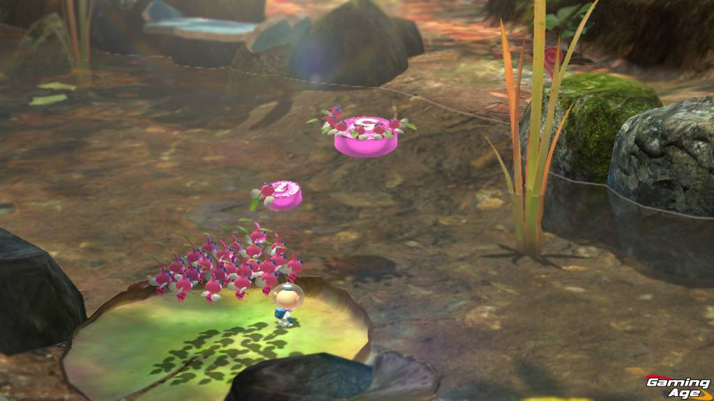Pikmin 3 Gets New Screens Box Art Release Date And Winged Pikmin