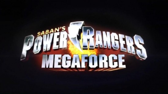 power rangers megaforce logo