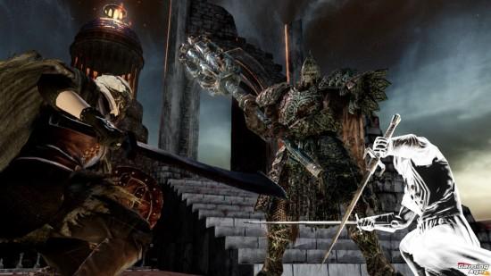 Dark Souls II Together