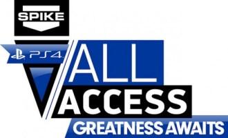 playstation all access logo
