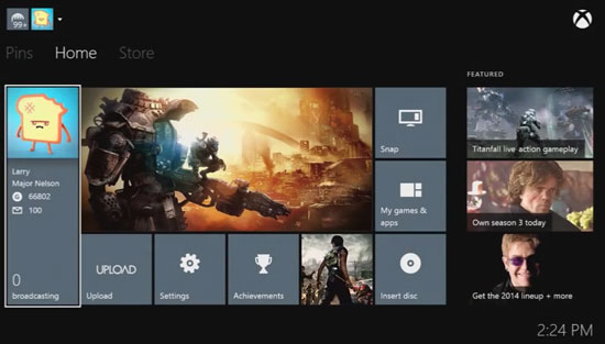 xbox one march update
