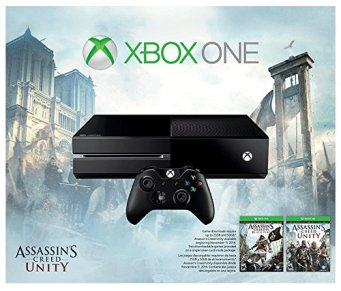 Assassins Creed Unity Xbox One bundle