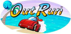3d out run logo