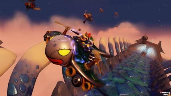 Skylanders SC_Nintendo_SuperCharged Clown Cruiser 1