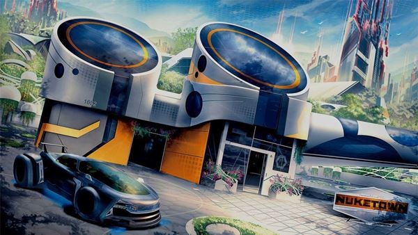 Boom Here S A New Call Of Duty Black Ops Iii Nuk3town Gameplay