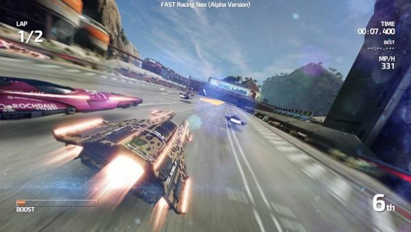 fast racing neo 1