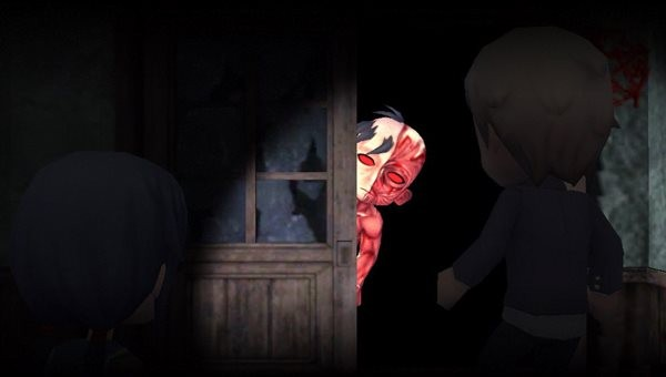 Corpse Party Blood Drive 3
