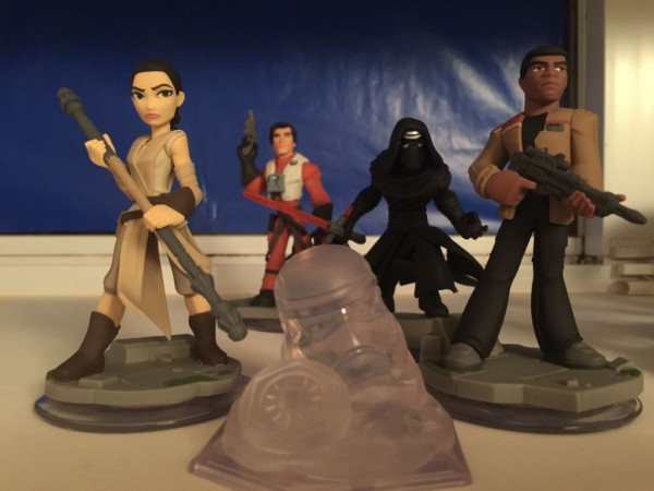 Disney Infinity 3.0 STAR WARS THE FORCE AWAKENS RISE AGAINST THE EMPIRE PLAY SET