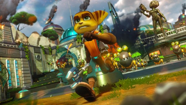 Ratchet Clank ps4 1