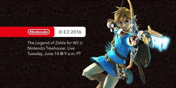 E3 2016_Zelda