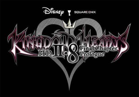 Kingdom Hearts 2.8 logo