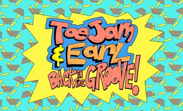 ToeJam and Earl logo