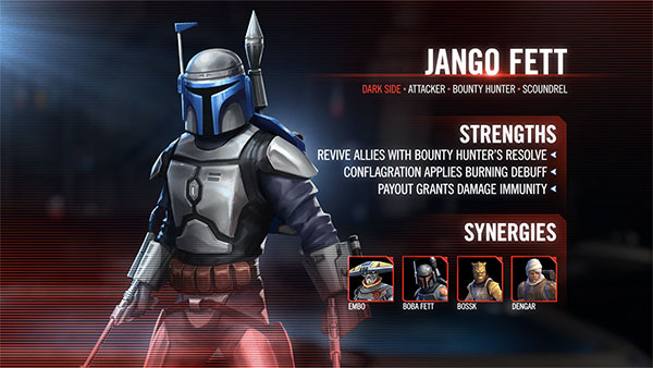 swgoh best mods for