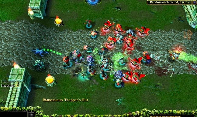 Warcraft 3 Castle Fight Map Download WC3 Strategy Map