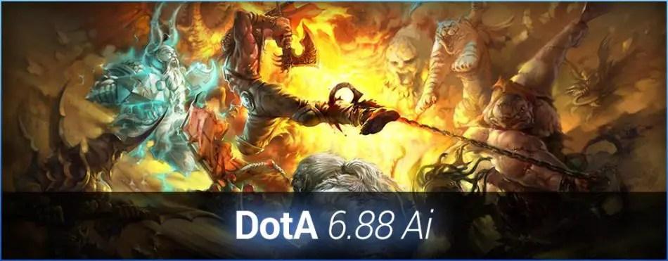DotA 688 Ai Download Official Ai Map