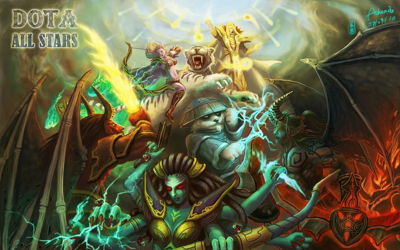 Free Dota Wacraft Wallpaper Download Warcraft 3 Tools