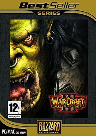 Warcraft 3 Reign Of Chaos Game Box Warcraft 3 Tools