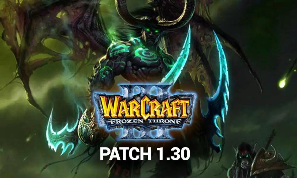 Warcraft 3 Patch 130 Download Installer Changelog