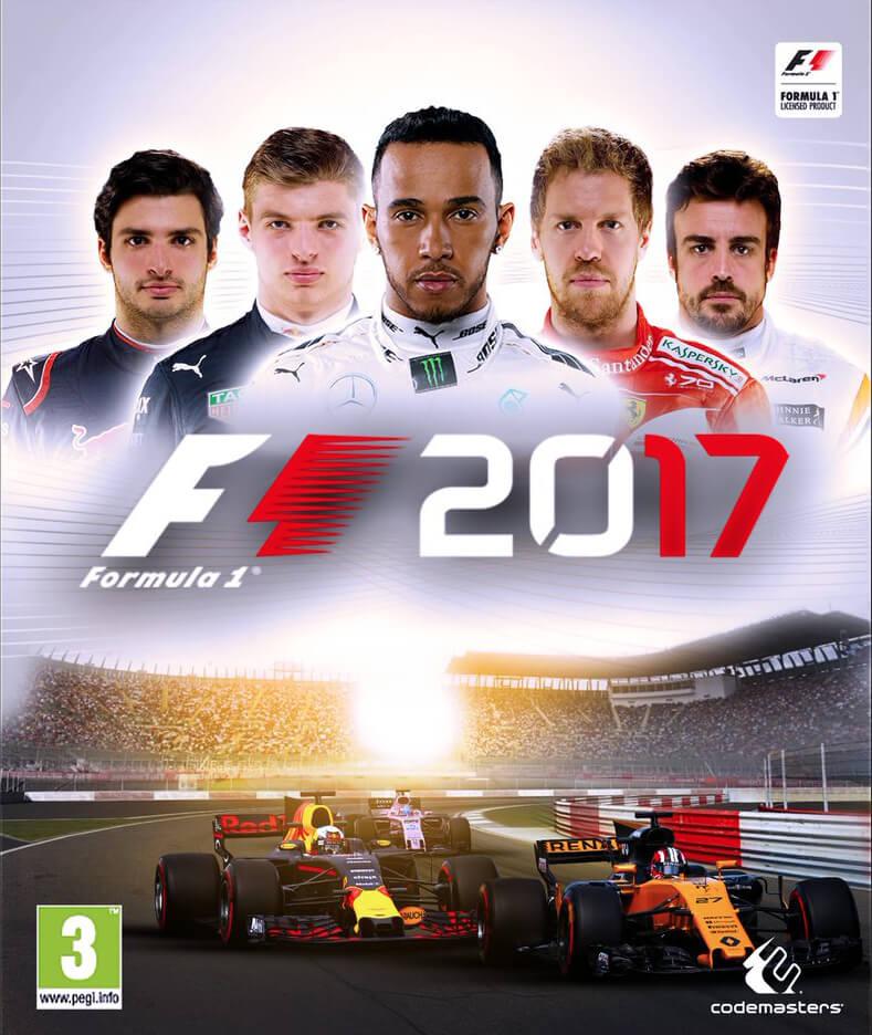 F1™ 2017 PC標準版(Steam下載)