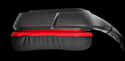 G230 earpiece side view
