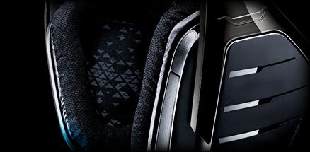 G633 RGB Surround sound gaming headset