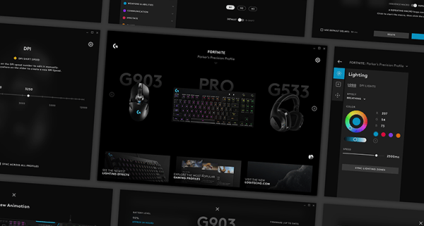 Logitech G – Gaming Devices for the Serious Gamer
