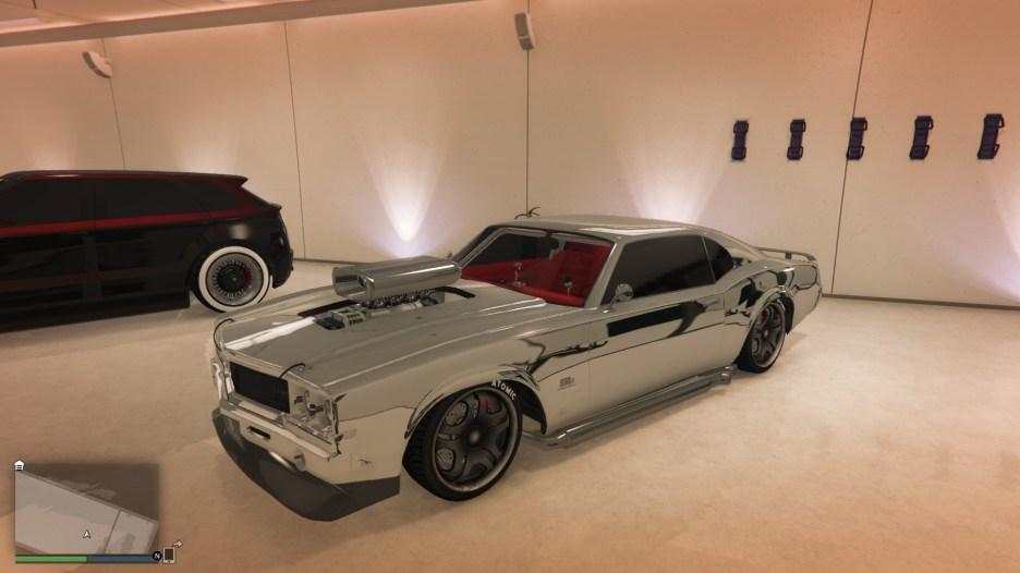 Sabre Turbo Best GTA V Muscle Car