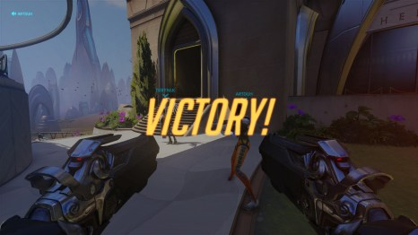 VICTORY Overwatch