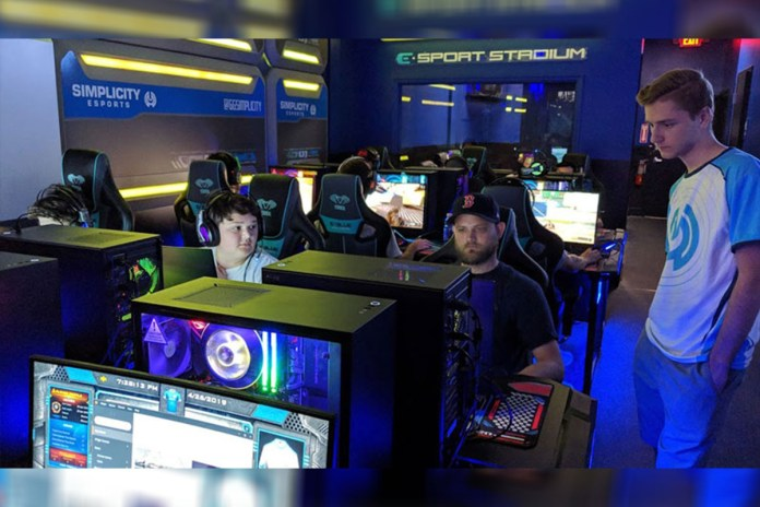 Simplicity to Increase Size of Esports Gaming Centers