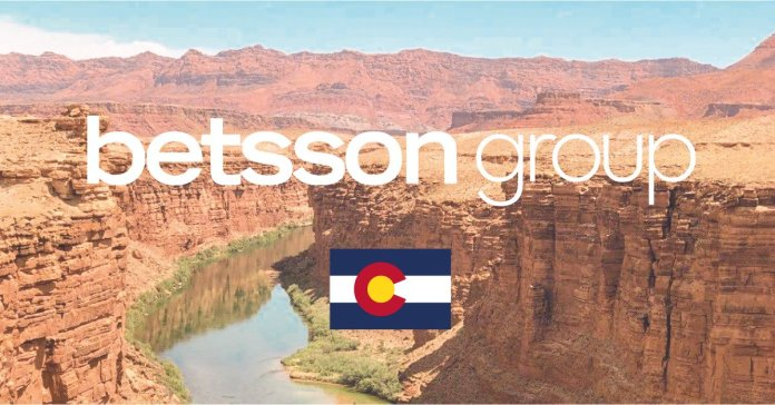 Betsson enters the US online sports betting market in Colorado