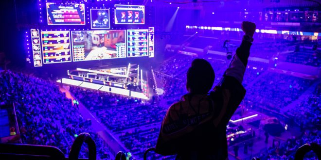 Charlo Barbosa Bets On The Future Of Esports In Smaller Markets